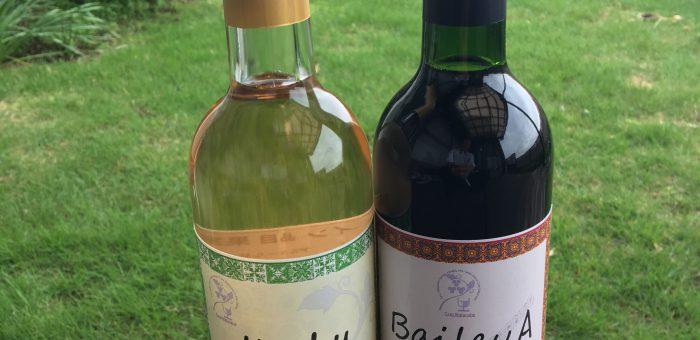 塩山でワインと人参を仕込んできました。